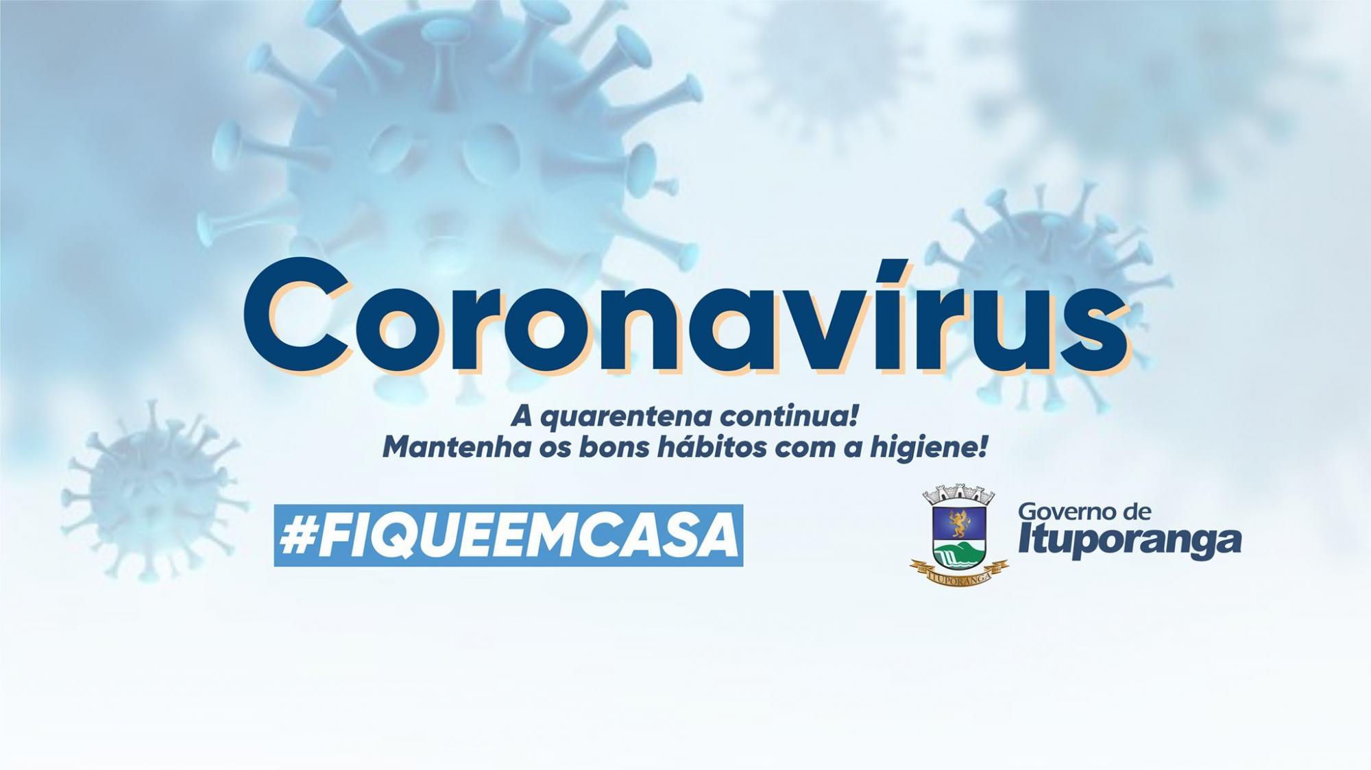 Familiares de idoso diagnosticado com coronavírus são colocados em isolamento em Ituporanga