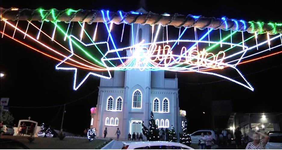 Festa de Natal em Aurora será realizada sábado (14)