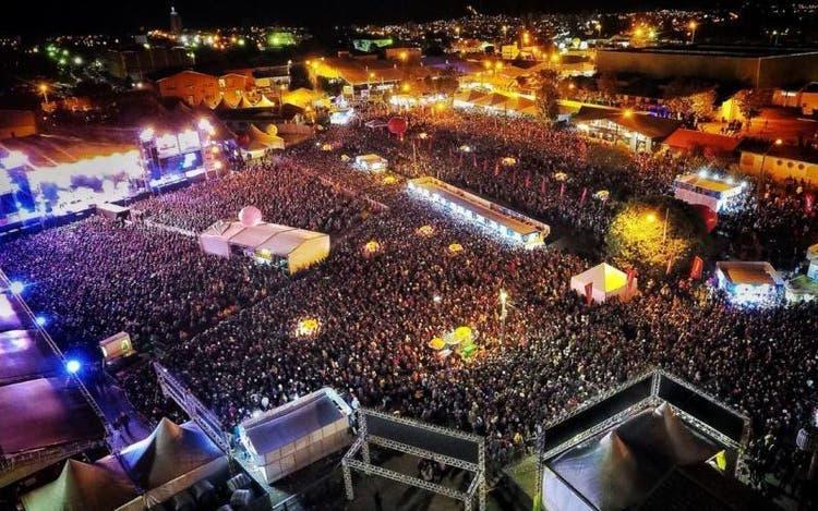 Festa do Pinhão, em Lages, é cancelada em 2021
