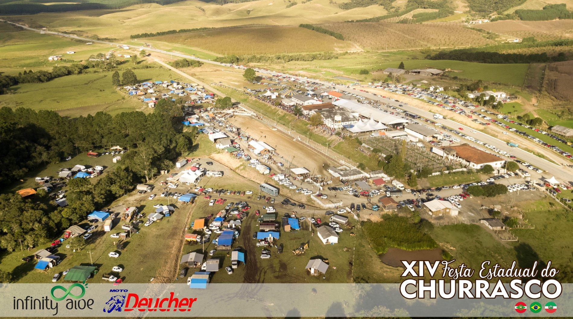Festa Estadual do Churrasco supera expectativas em Bom Retiro