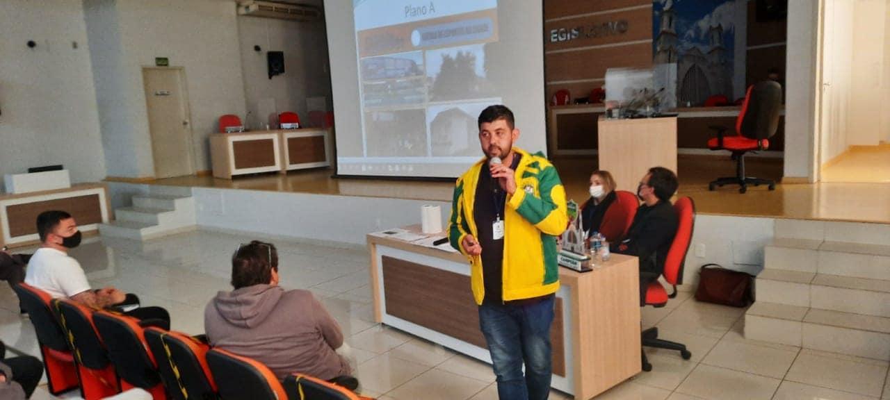 Fexponace reúne desportistas de Ituporanga e começa a formalizar Plano Municipal de Esportes