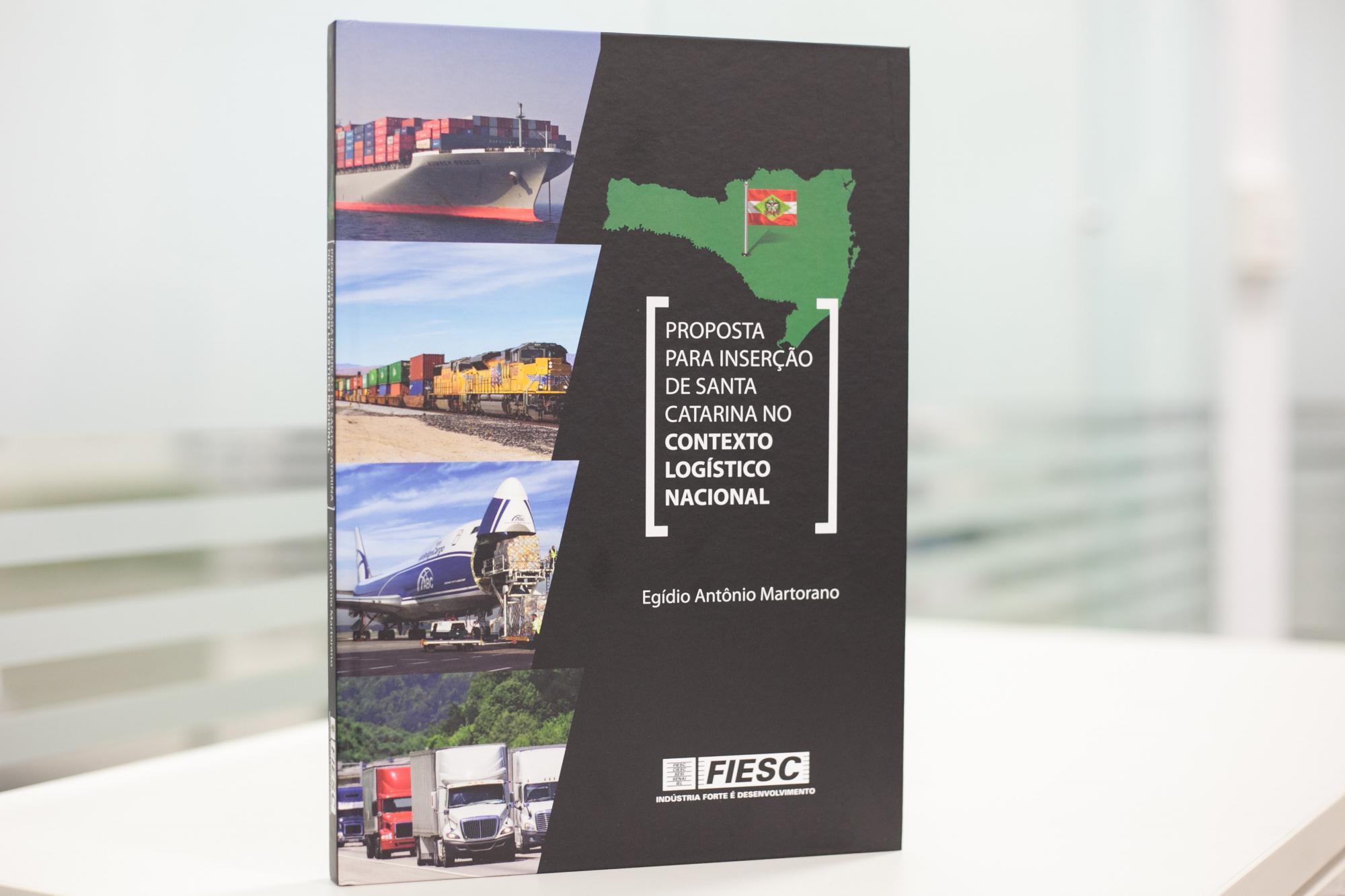 FIESC apresenta na Assembleia proposta para a inserção de SC no plano logístico nacional