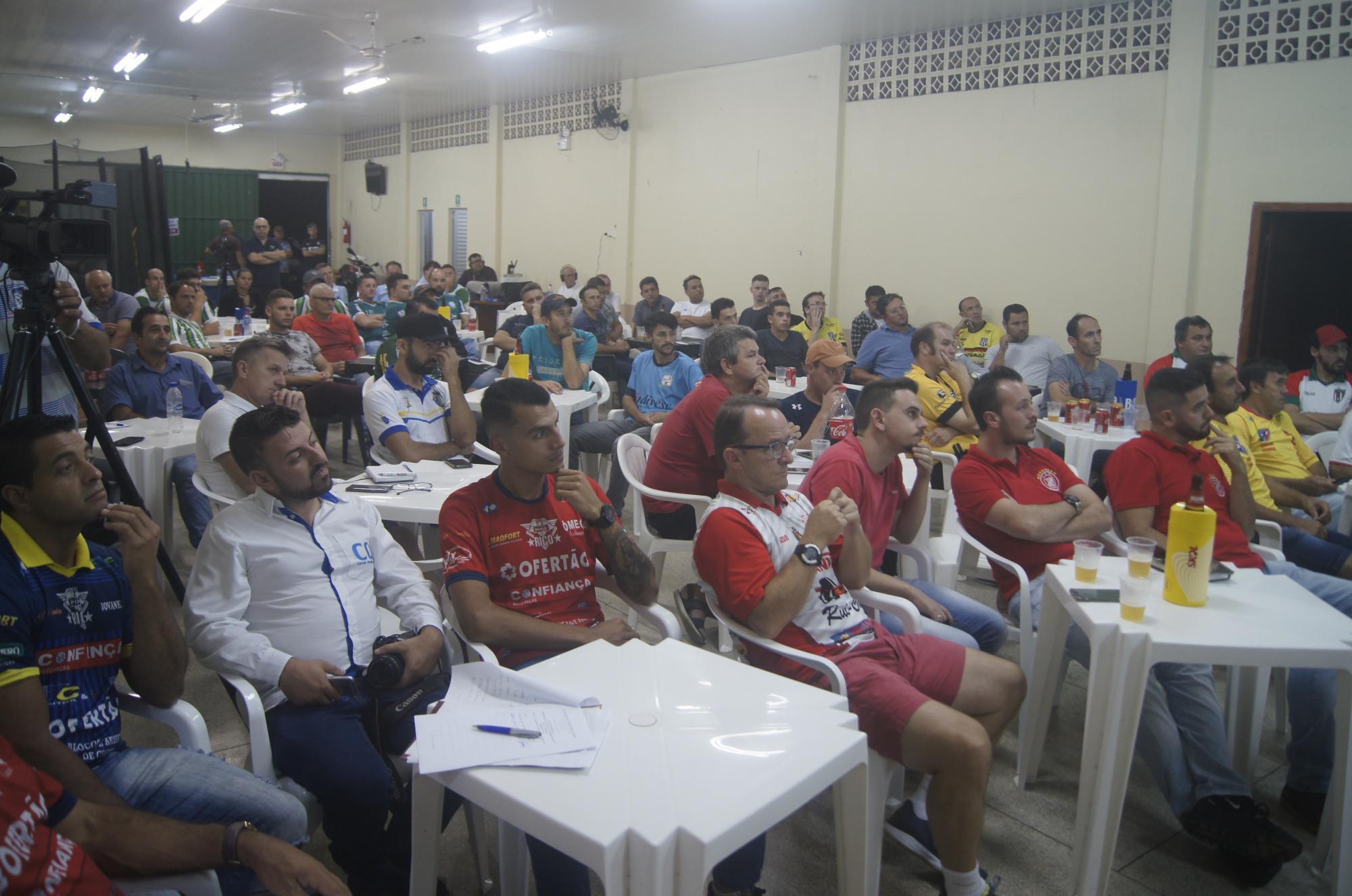Futebol: Liga Riosulense divulga as datas da primeira rodada