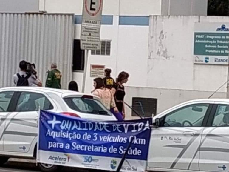 """GAECO deflagra operação """"Curupira"""" no Alto Vale do Itajaí"""
