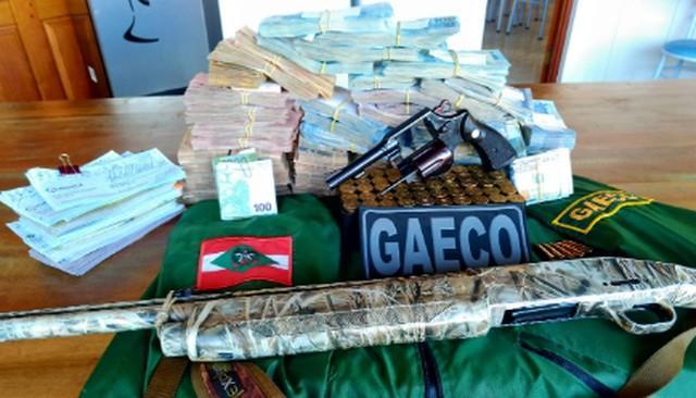 Gaeco prende 10 suspeitos de sonegar até R$ 70 milhões em impostos da venda de bebidas