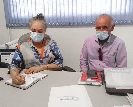 Gervásio Maciel convida prefeitos e secretários de Saúde para debater ações no enfrentamento da Covid-19