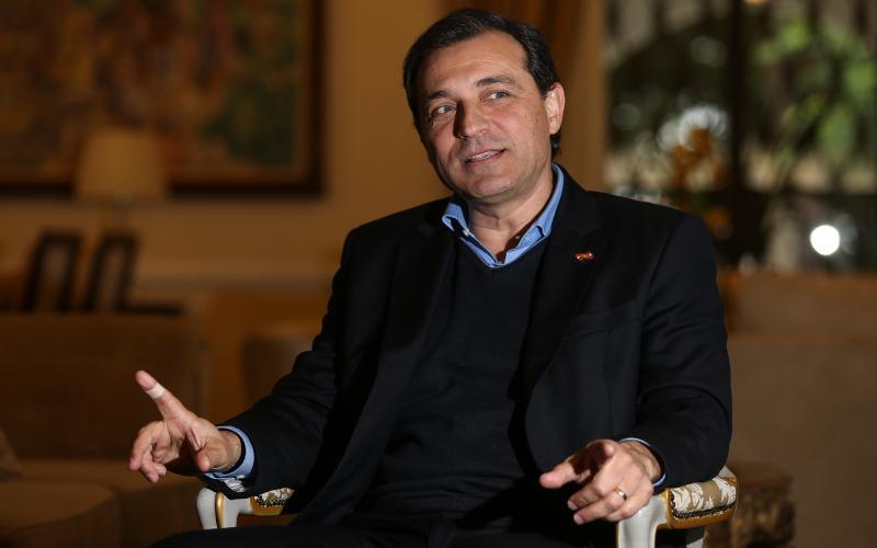 Governador Carlos Moisés faz balanço dos 300 dias no comando de Santa Catarina