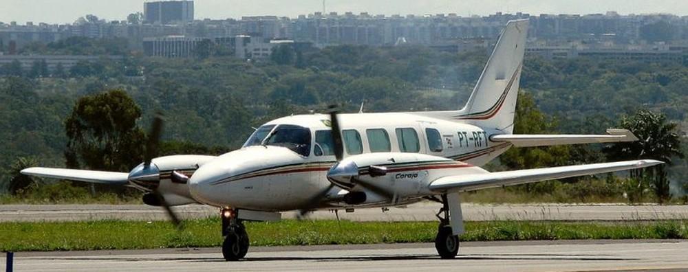 Governador eleito anuncia que vai vender os dois aviões oficiais do governo de SC