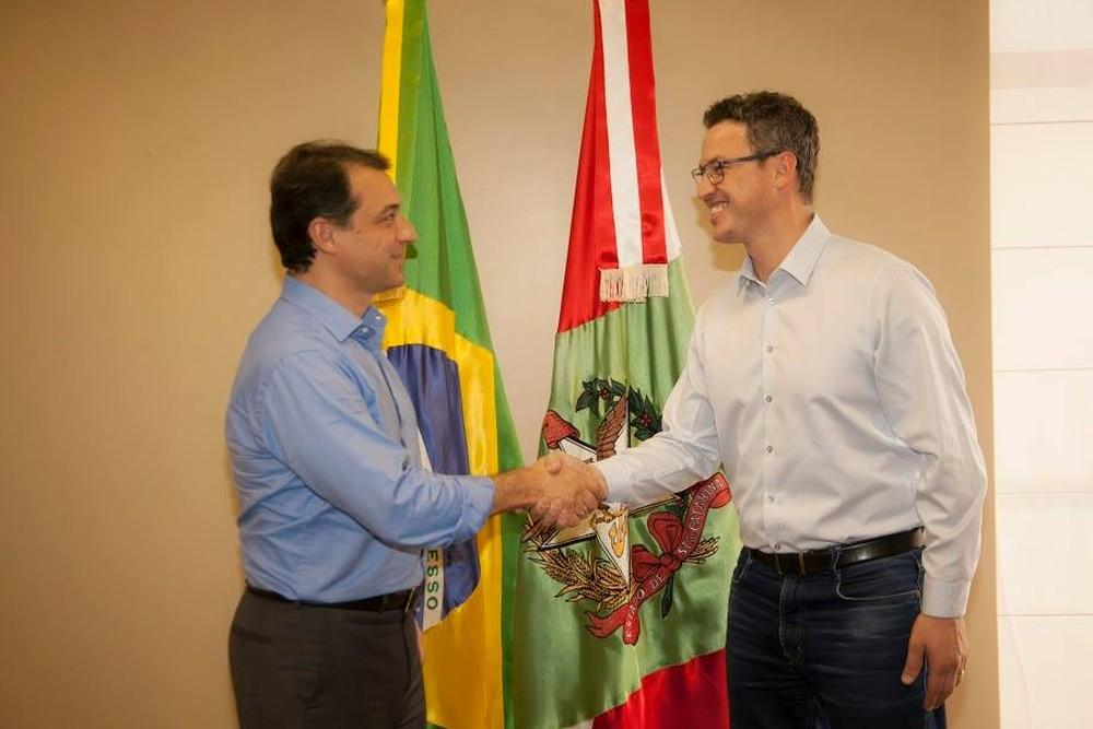 Governador eleito de SC anuncia mais nomes para próximo governo