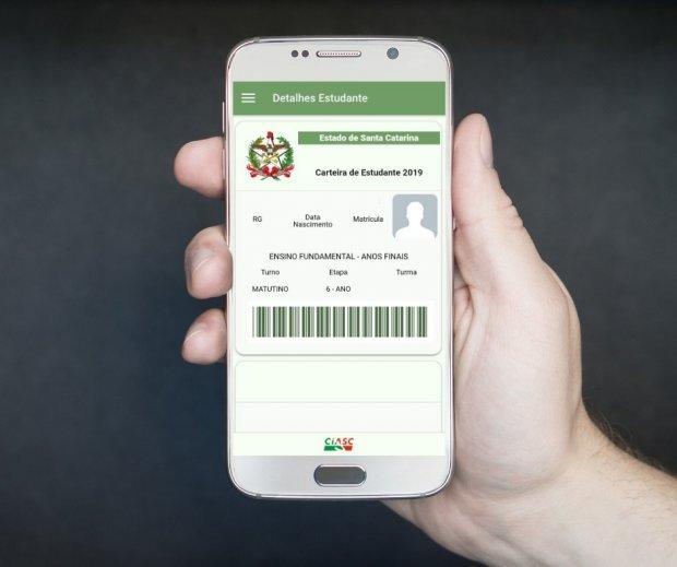Governo lança carteira do estudante online para facilitar meia-entrada e alimentação na escola