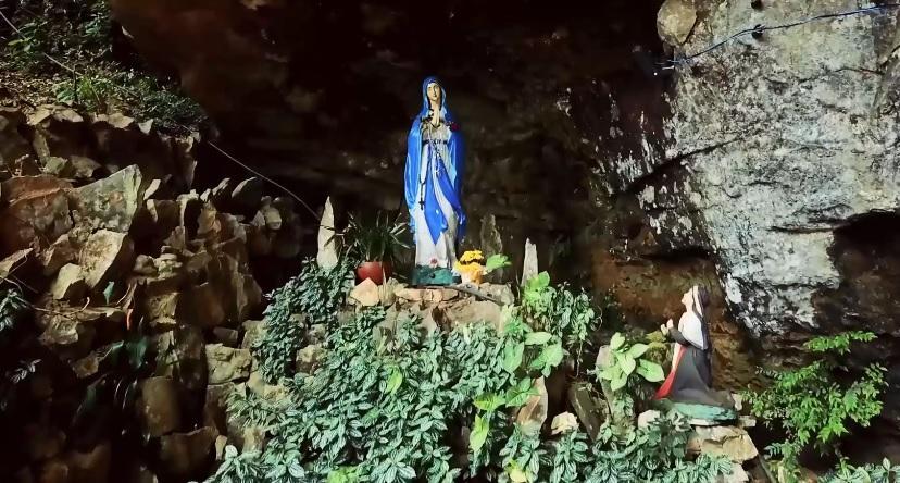 Gruta Nossa Senhora de Lourdes em Ituporanga comemora 70 anos de fundação