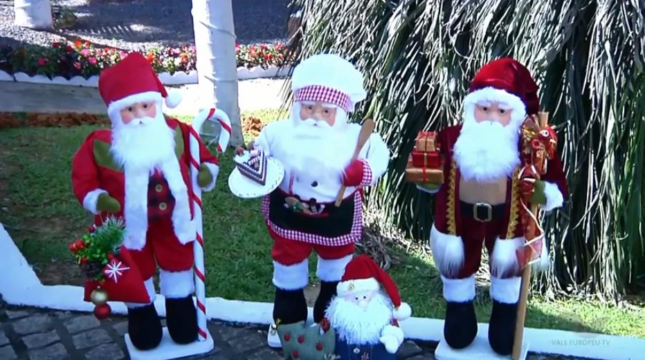 Hoje tem acendimento das luzes de Natal e formatura do pré-escolar em Aurora