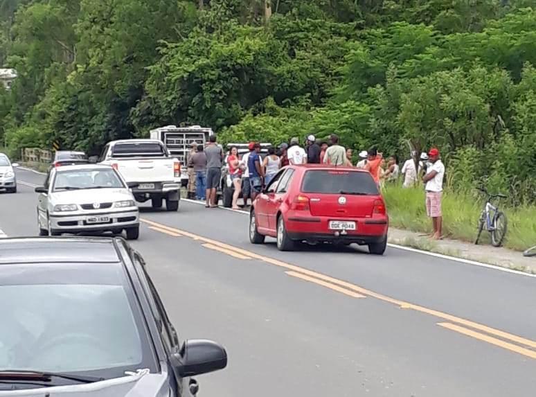 Homem é encontrado morto às margens da SC-350 em Ituporanga