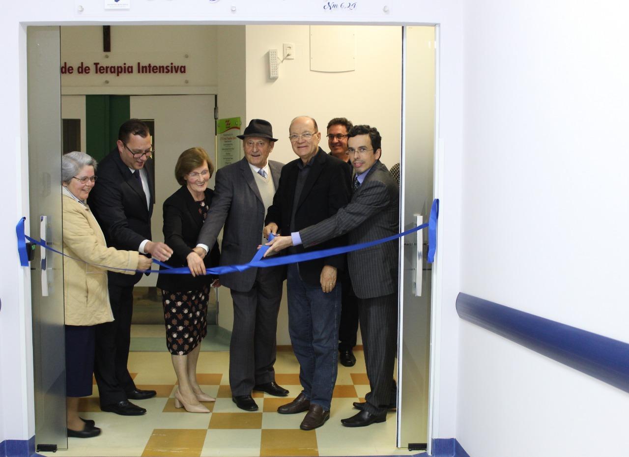 Hospital Bom Jesus inaugura ala particular e convênios
