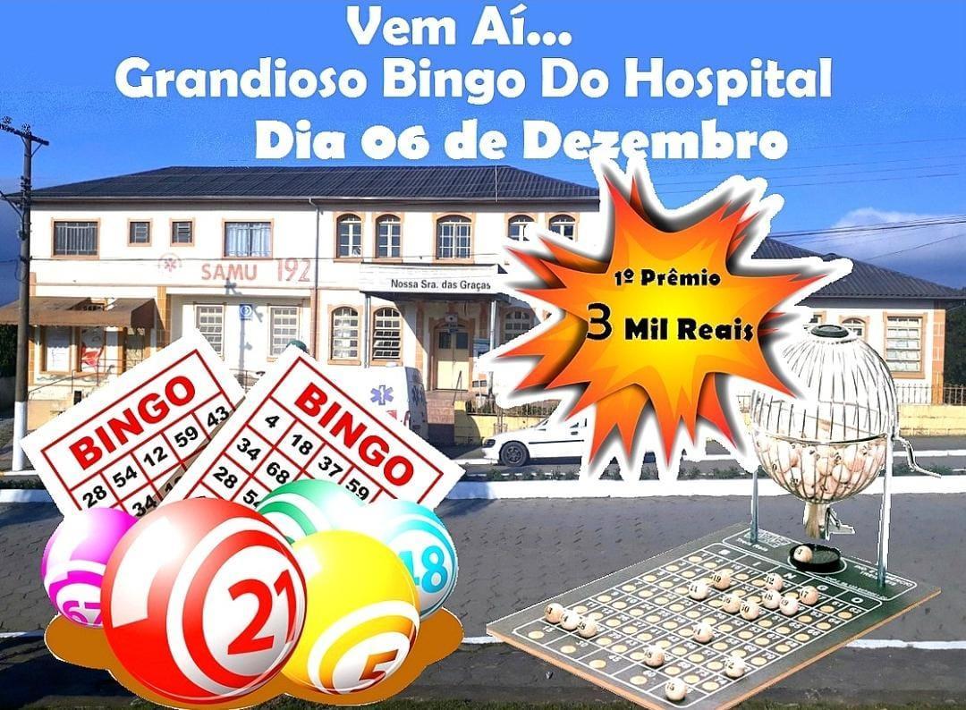 Hospital de Bom Retiro promove ação beneficente na sexta-feira, dia 6