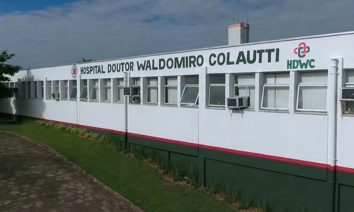 Hospital de Ibirama ainda não concluiu processo de contratação de profissionais para abertura de novos leitos de UTI