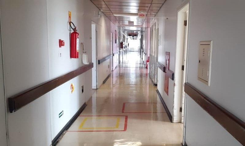 Hospital Regional Alto Vale aguarda equipamentos para ampliar leitos da UTI