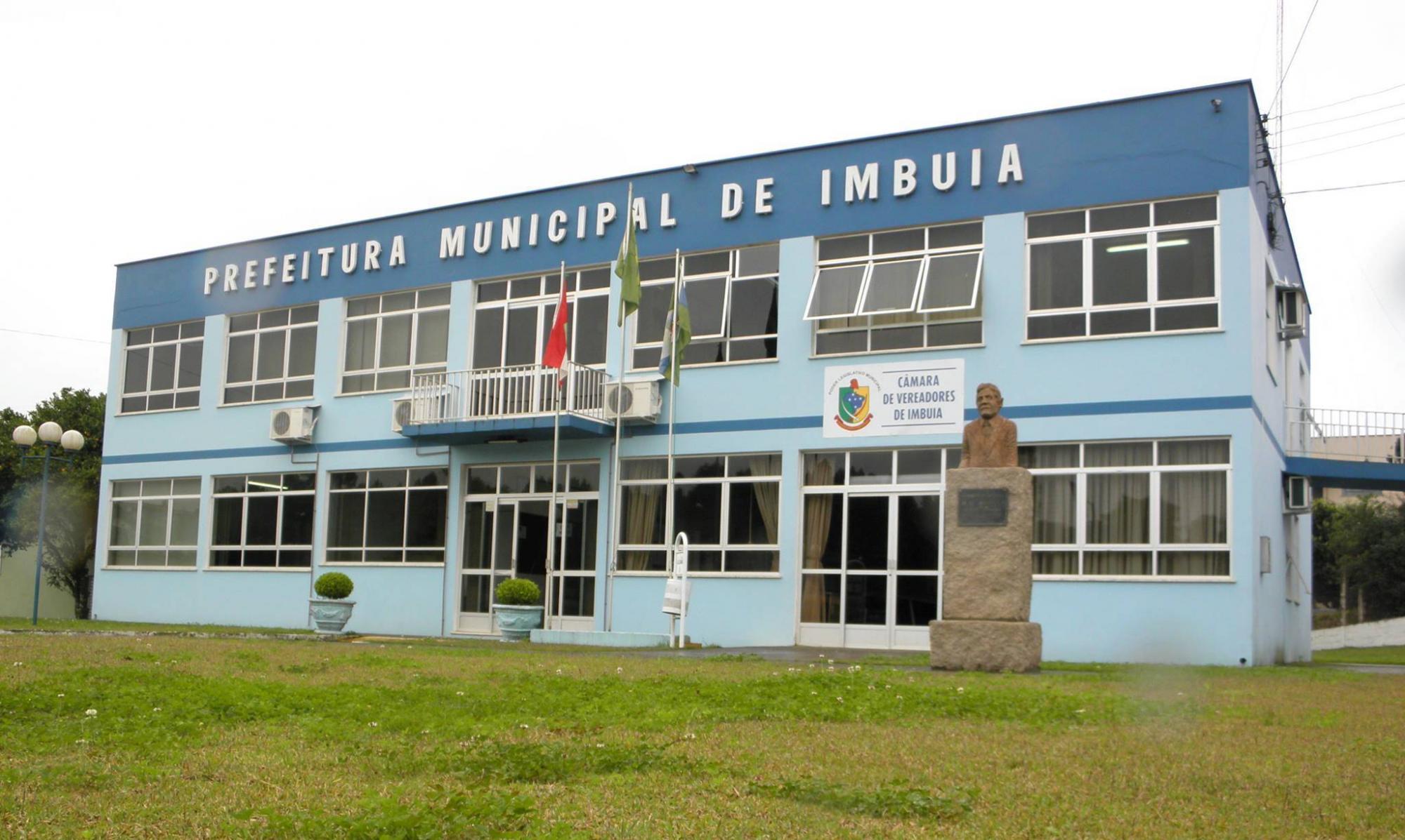 Imbuia prepara programação para festa de aniversário do município