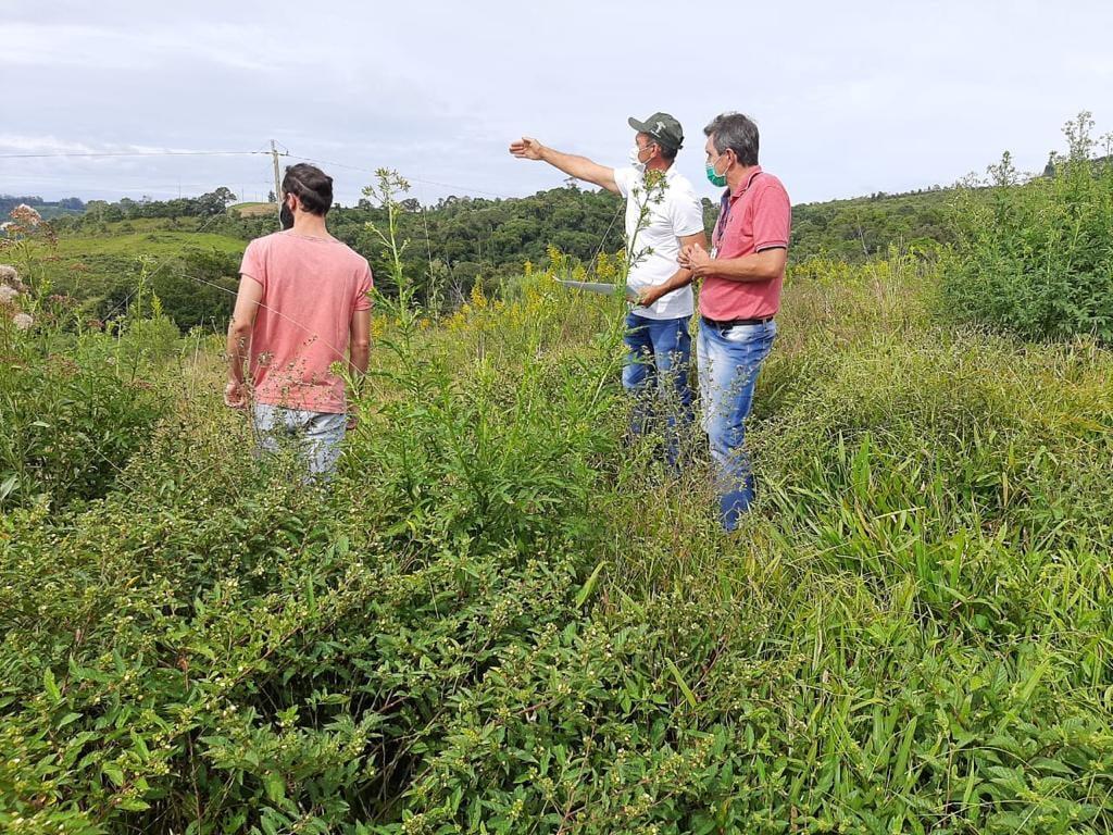 INCRA deve entregar em breve, 53 escrituras para moradores do assentamento Itajaí-Mirim, águas Cristalinas e Rio Bonito em Vidal Ramos
