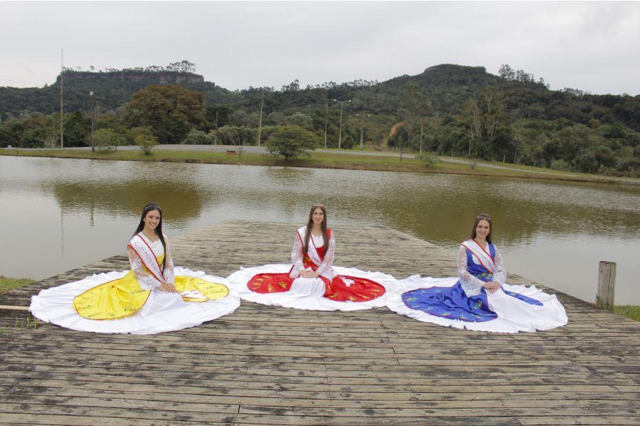 Inscrições para escolha das realezas da Festa do Colono e Motorista de Vidal Ramos encerram na sexta-feira
