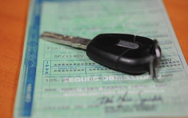 IPVA para carros em SC terá redução de 5,53%