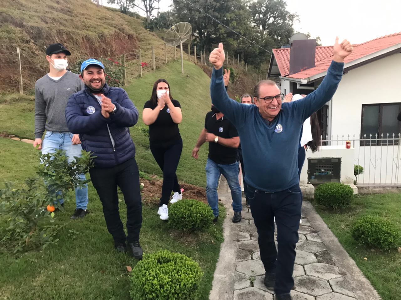 Irone Duarte é eleito novo prefeito de Petrolândia