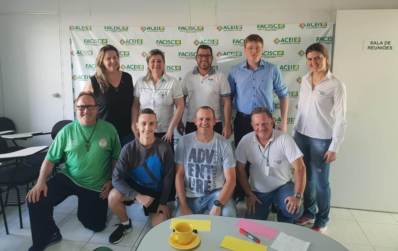 Ituporanga ganha primeiro Núcleo Esportivo do Programa Empreender em Santa Catarina