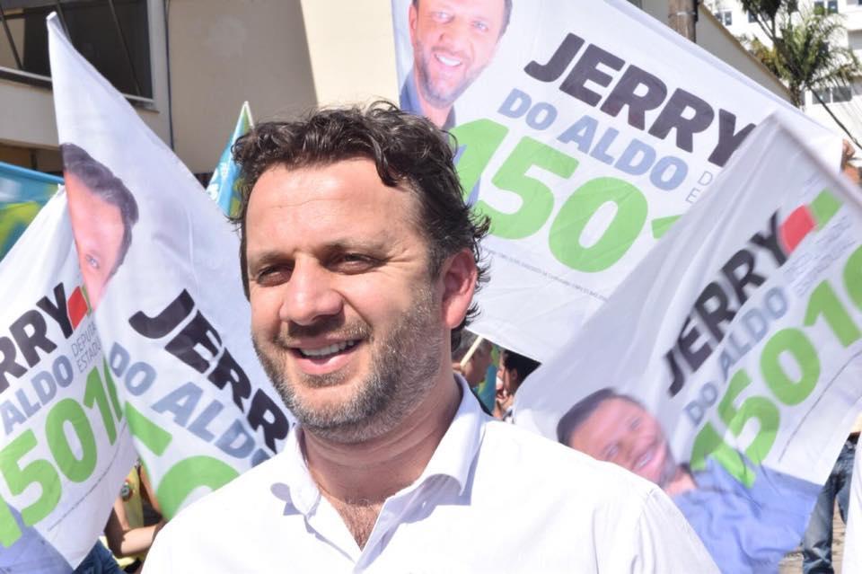 Jerry do Aldo é eleito Deputado Estadual