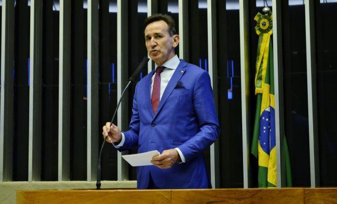 Jorge Goetten toma posse como deputado federal