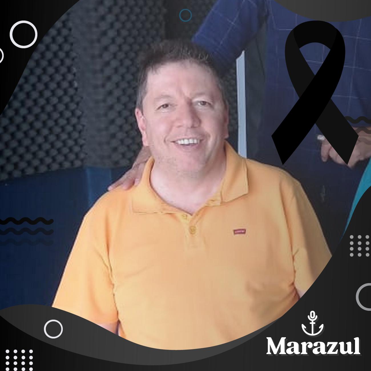 Jornalista Edenir Silva morre após complicações pelo coronavírus