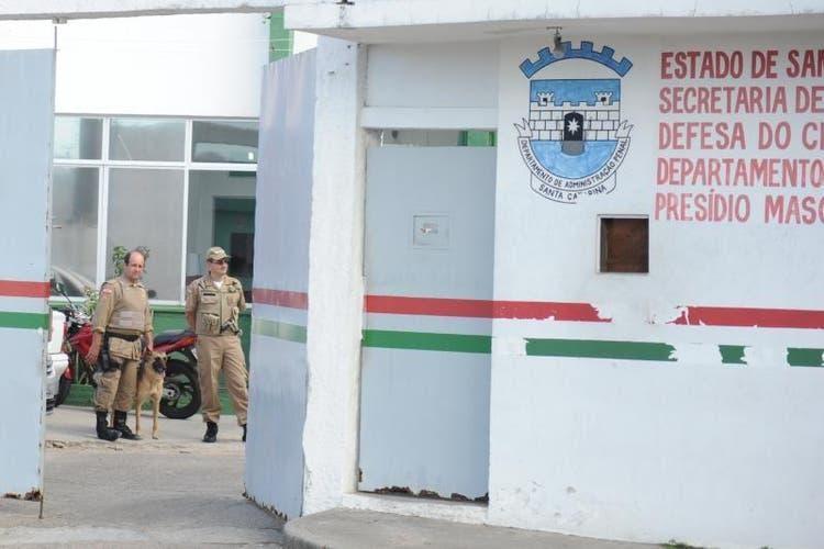 Justiça concede saída temporária a 2.528 presos em Santa Catarina