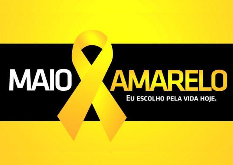 Maio Amarelo: Ituporanga realiza ações voltadas para a conscientização no trânsito