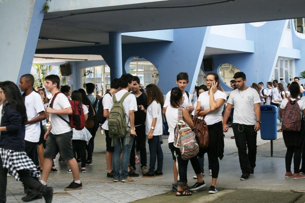 Matrículas da rede estadual de SC começam segunda-feira (19)