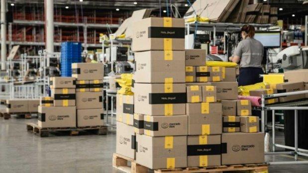 Mercado Livre anuncia novo centro logístico em SC