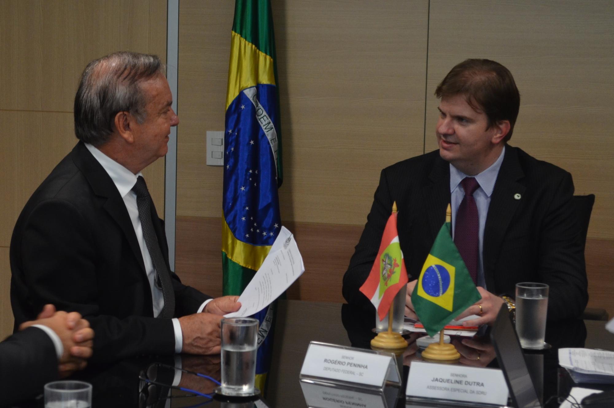 Ministro do Desenvolvimento Regional confirma agenda em Santa Catarina
