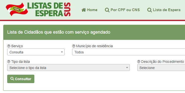 Moradores de Vidal Ramos podem acompanhar on-line lista de espera de exames pelo SUS