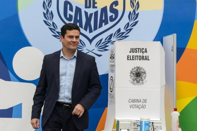 Moro aceita convite e será ministro da Justiça de Bolsonaro