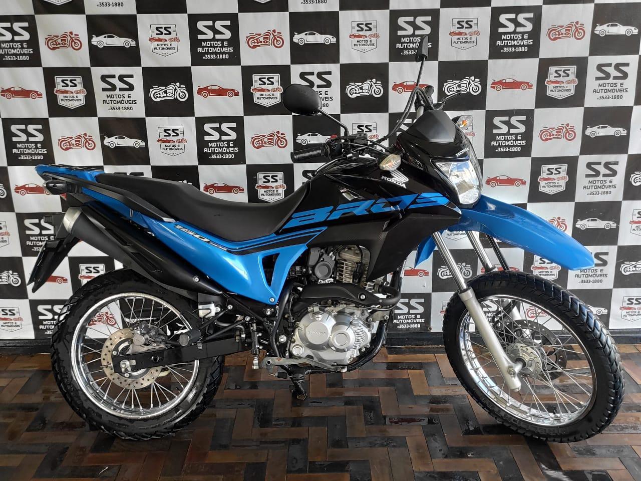 Motocicleta furtada é recuperada pela Polícia Militar em Ituporanga