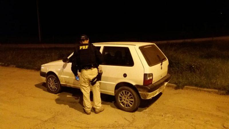 Motorista bêbado é multado após dirigir até unidade da PRF em Rio do Sul para resgatar CNH apreendida