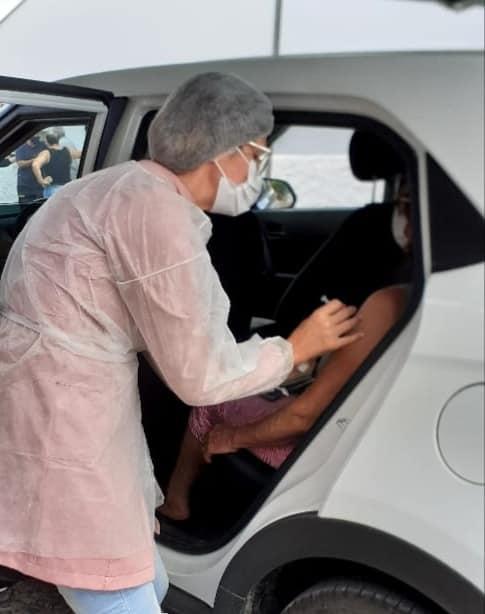 Neste sábado é dia de vacinação contra a covid com ampliação do público em Ituporanga