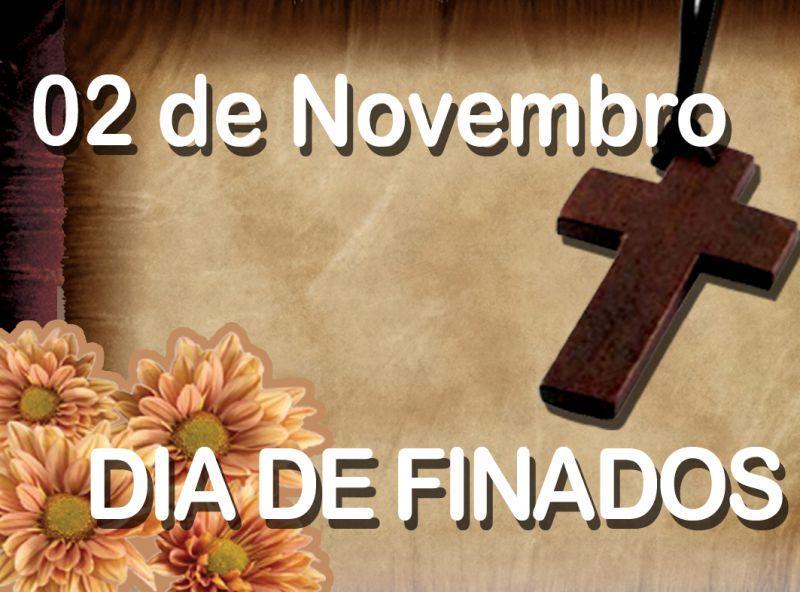 02 de Novembro: Dia de Finados