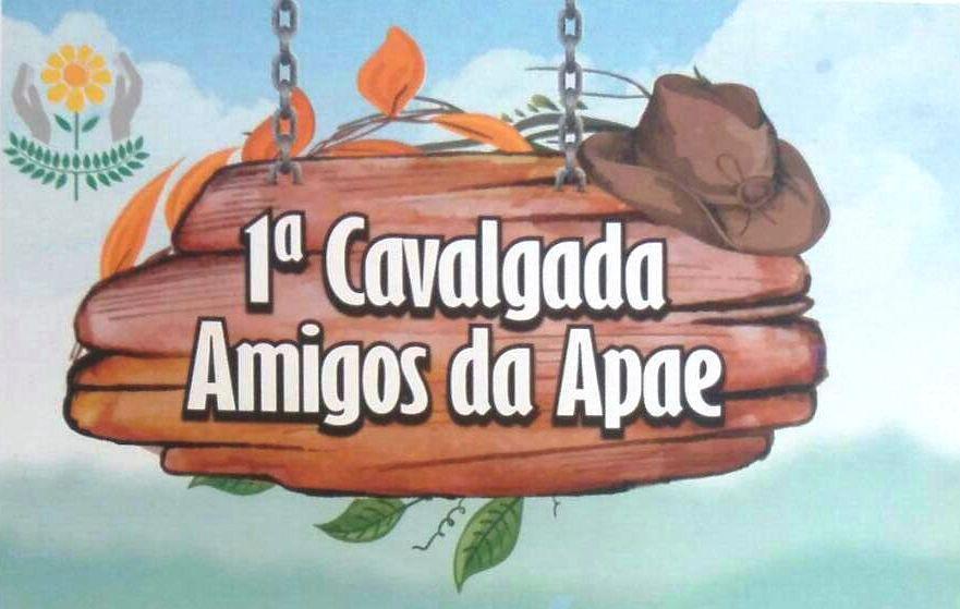 1ª Cavalgada Amigos da APAE será realizada neste sábado em Ituporanga