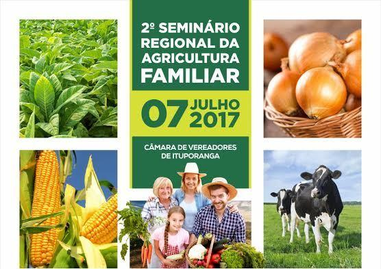 2º Seminário Regional da Agricultura Familiar será realizado nesta sexta-feira em Ituporanga