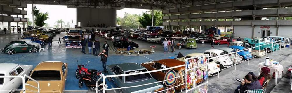 5º Encontro de Carros Antigos é realizado em Ituporanga