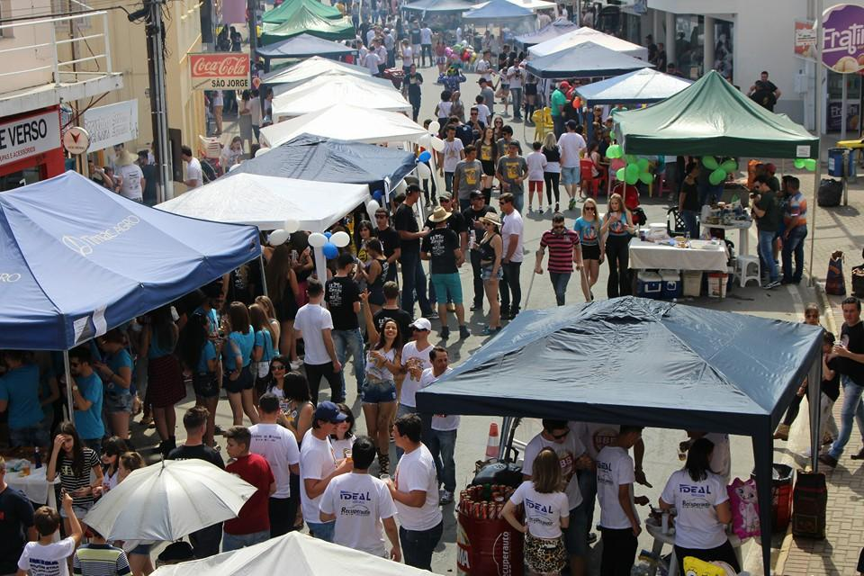 5ª Stammtisch reúne cerca de 3 mil pessoas em Ituporanga