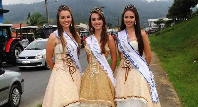 Abertas inscrições para escolha da Rainha e Princesas da festa do Agricultor de Ituporanga