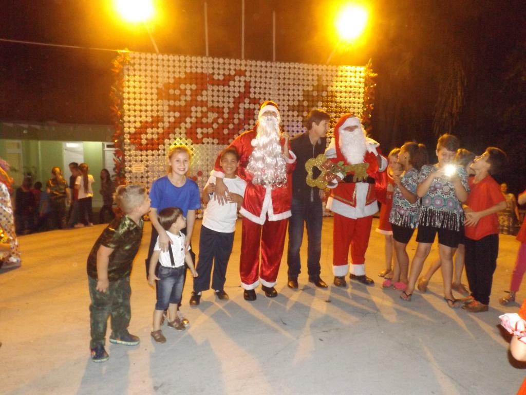 Abertura do Natal Encantado em Petrolândia reúne mais de duas mil pessoas