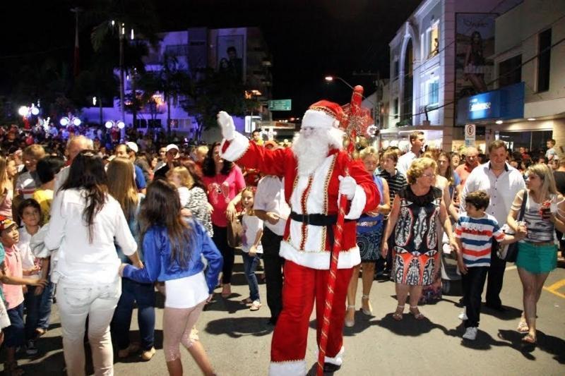 Abertura do Natal será neste domingo, 26, em Ituporanga.