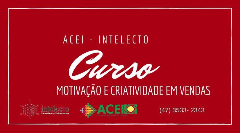 ACEI promove curso sobre motivação em vendas