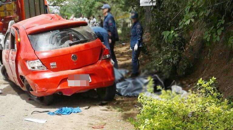 Duas crianças e um motociclista morrem após batida em Laurentino
